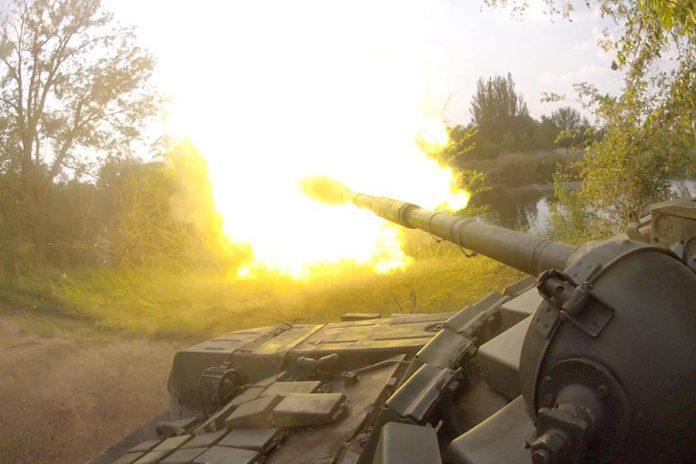 Украинские войска удвоили ин…
