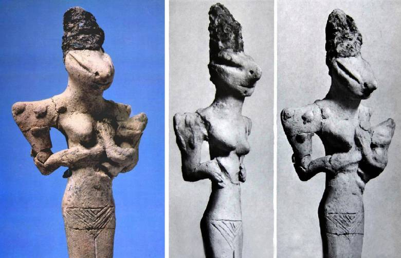 Загадка фигурок из Телль-эль-Убейда — это прародители дошумерской цивилизации?