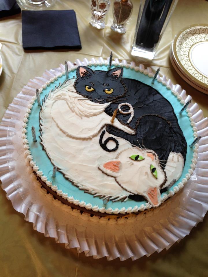 Торт в виде кота картинки