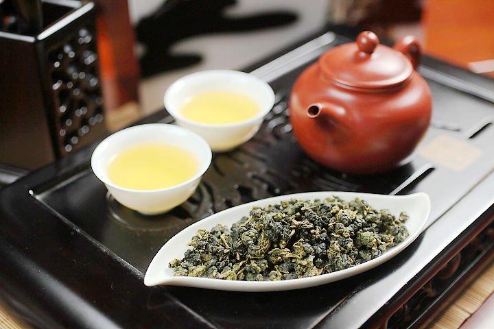 Чай молочный улун полезные свойства