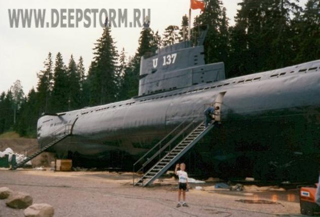 Как Горбачев  подарил подводную лодку СССР безработным Дании