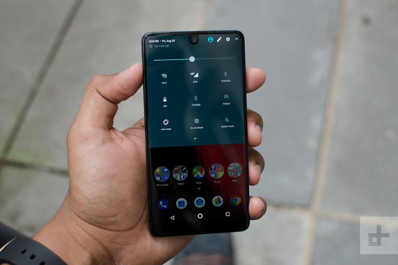 Картинки по запросу Essential Phone