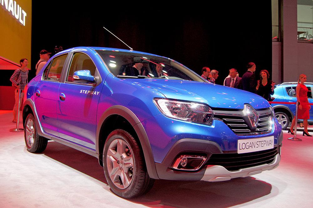 Renault представила в Москве бюджетных конкурентов внедорожных Lada