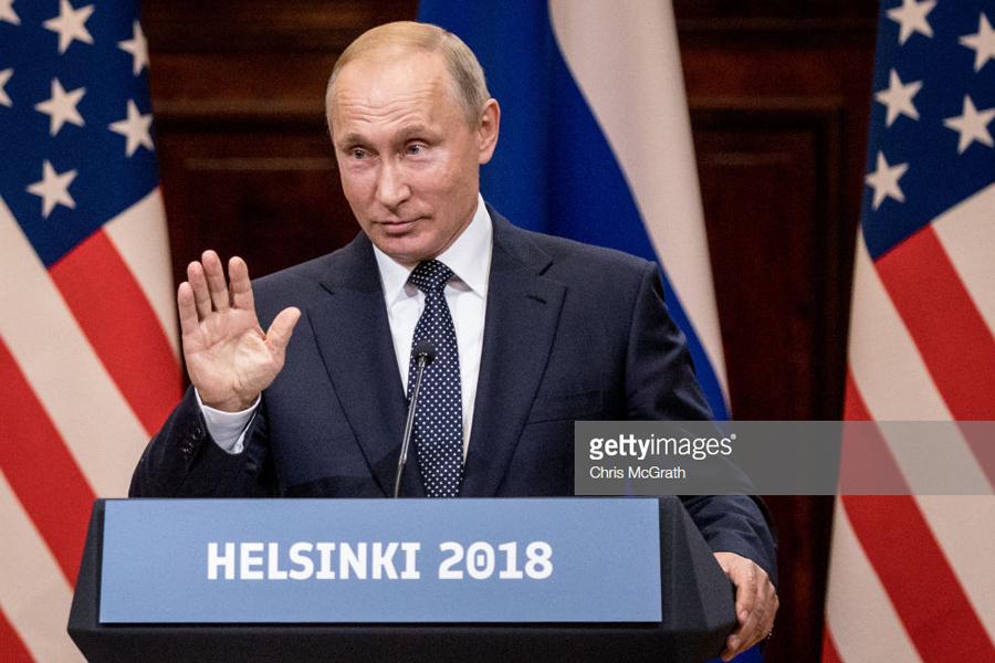 О «трёх колосках» в путинской России