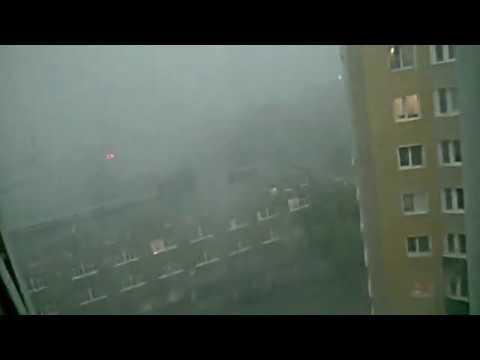 В Барнале обсуждают последствия урагана, обрушившийся вчера на город