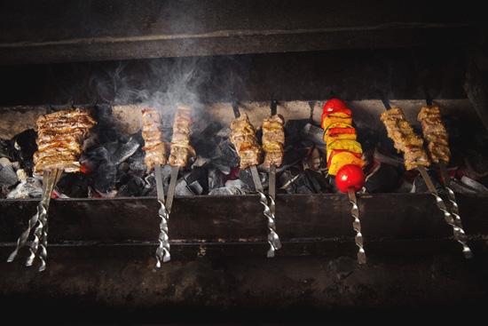 Секреты приготовления мяса на гриле