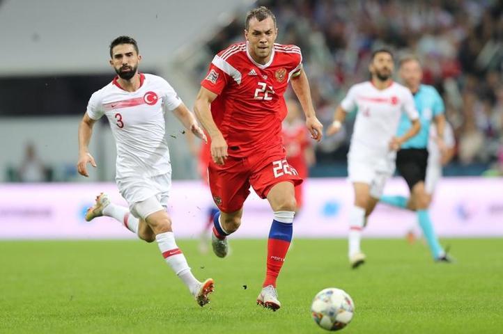 Артем Дзюба поздравил сборную России с серебром юношеских Олимпийских игр