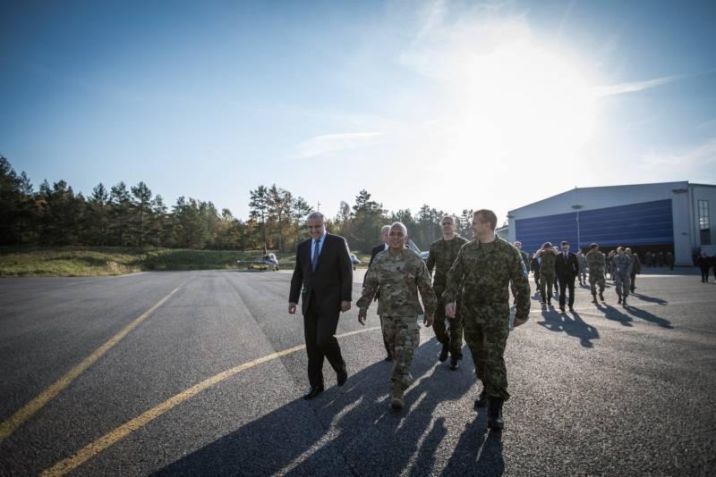 Американцам стало тесно в Эстонии. Военную авиабазу Эмари расширят