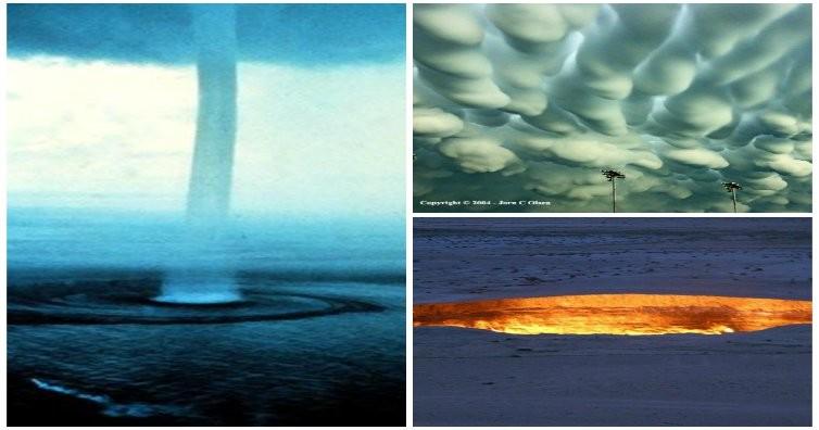 15 невероятных явлений природы, которые вас поразят