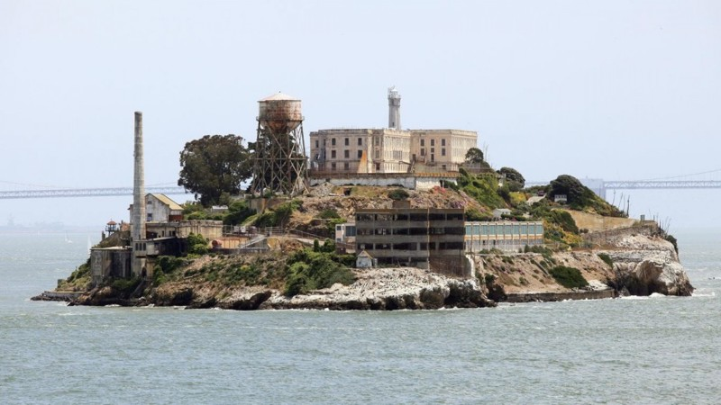 Легенда: тюрьма-остров Алькатрас, Тюрьма, Чернобыль, москва, призрак, экскурсии