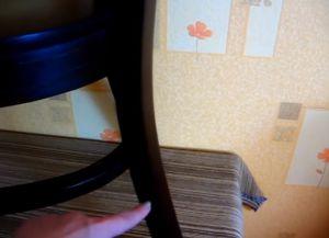 Чехлы на стулья своими руками7