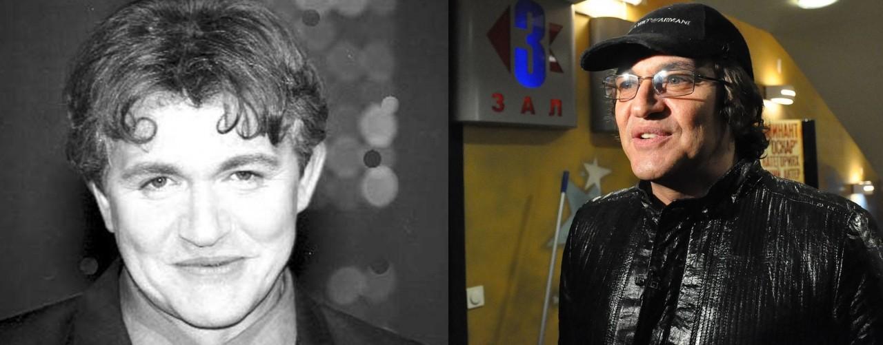 Дмитрий Дибров (57 лет) люди, телеведущие, телевизор, тогда и сейчас