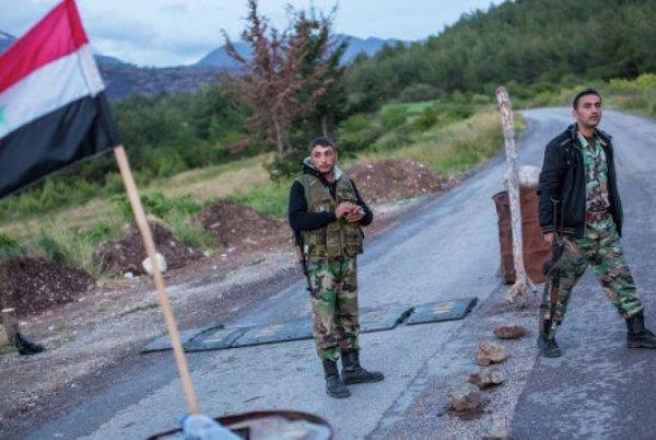 ВКС ликвидировали одного из главарей «Ан-Нусры», перерезан маршрут снабжения «игиловцев» из Ракки в Хомс, в Хаме убит один из главарей ИГИЛ