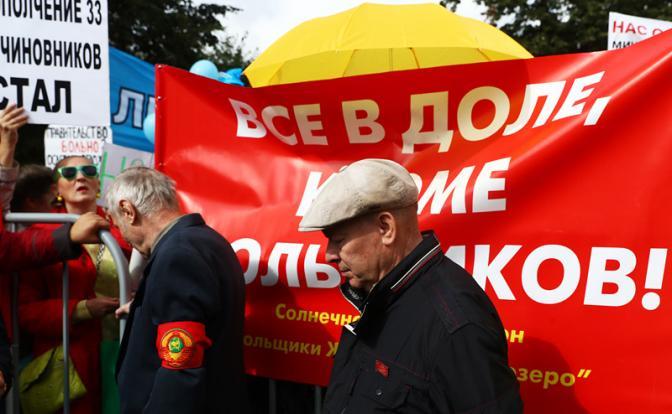 Вадим Кумин: В московском строительстве слишком много лукавства