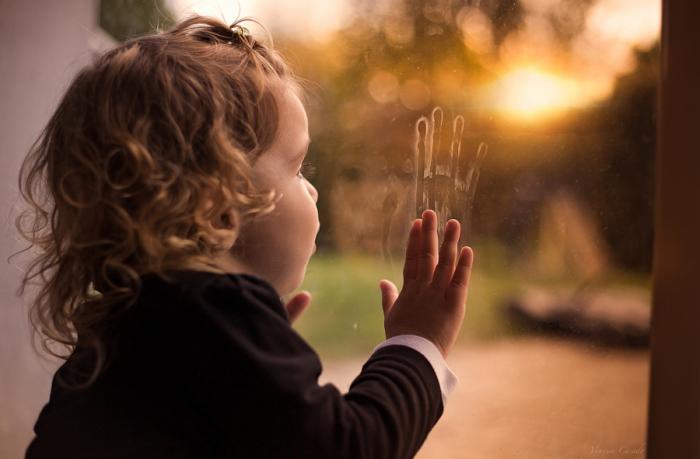 Детские фотографии никого не оставляют равнодушными...