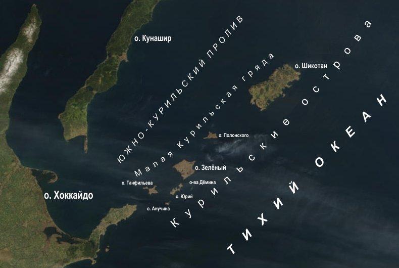 Как Россия осваивала свои окраины. Курильские острова