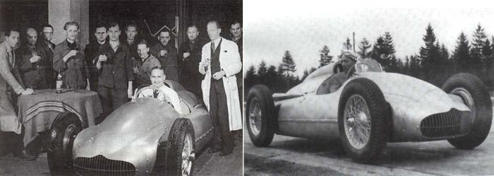 Сокол-650 – советский автомобиль Формулы-2.