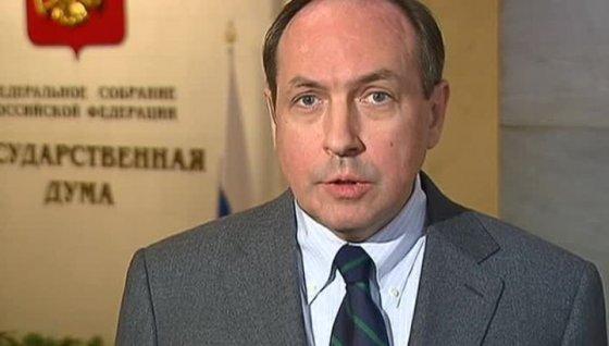 Депутат Госдумы: У нас урове…