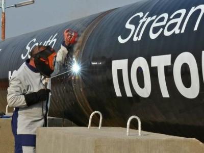 Болгария по требованию Евросоюза приостанавливает работы по «Южному потоку»