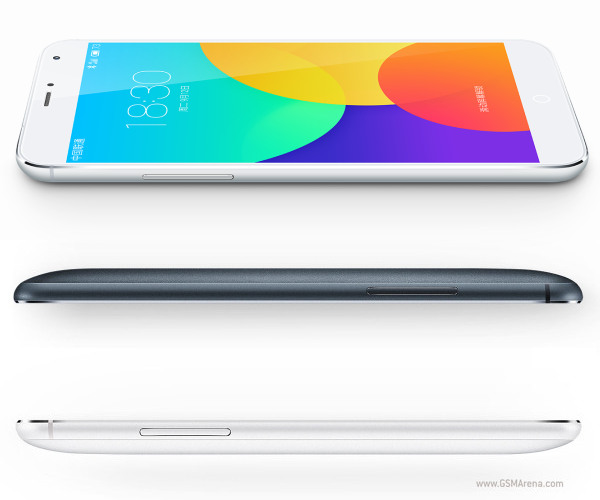 Meizu представила флагманский смартфон Meizu MX4 с 5,36-дюймовым дисплеем