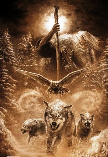 10 странных божеств славянской мифологии, о которых знают далеко не все
