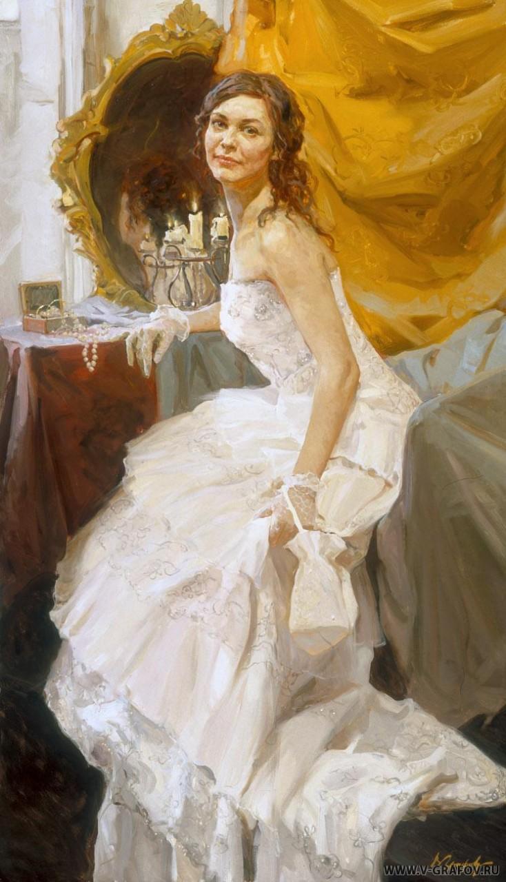 Жизнь и творчество художника Виталия Графова (продолжение)