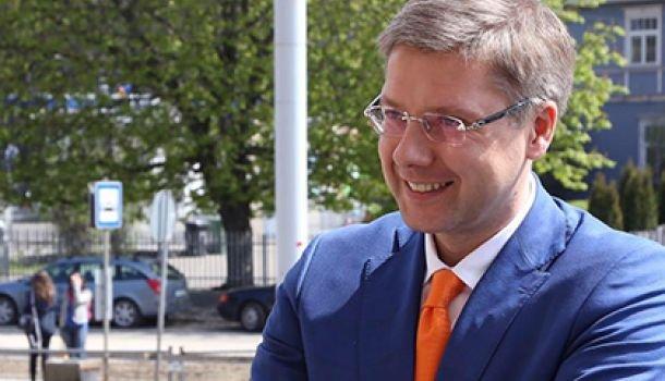 Мэр Риги опроверг информацию о своем задержании