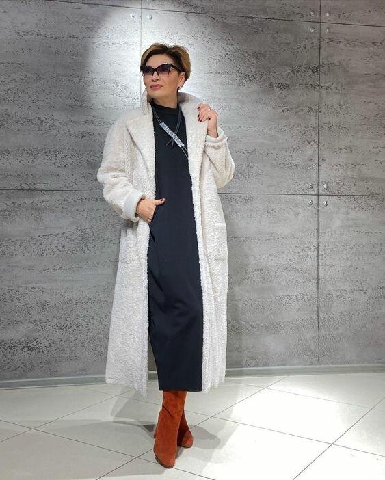 Одеваемся простенько, но со вкусом. Образы для женщин 50+, чтобы выглядеть на миллион