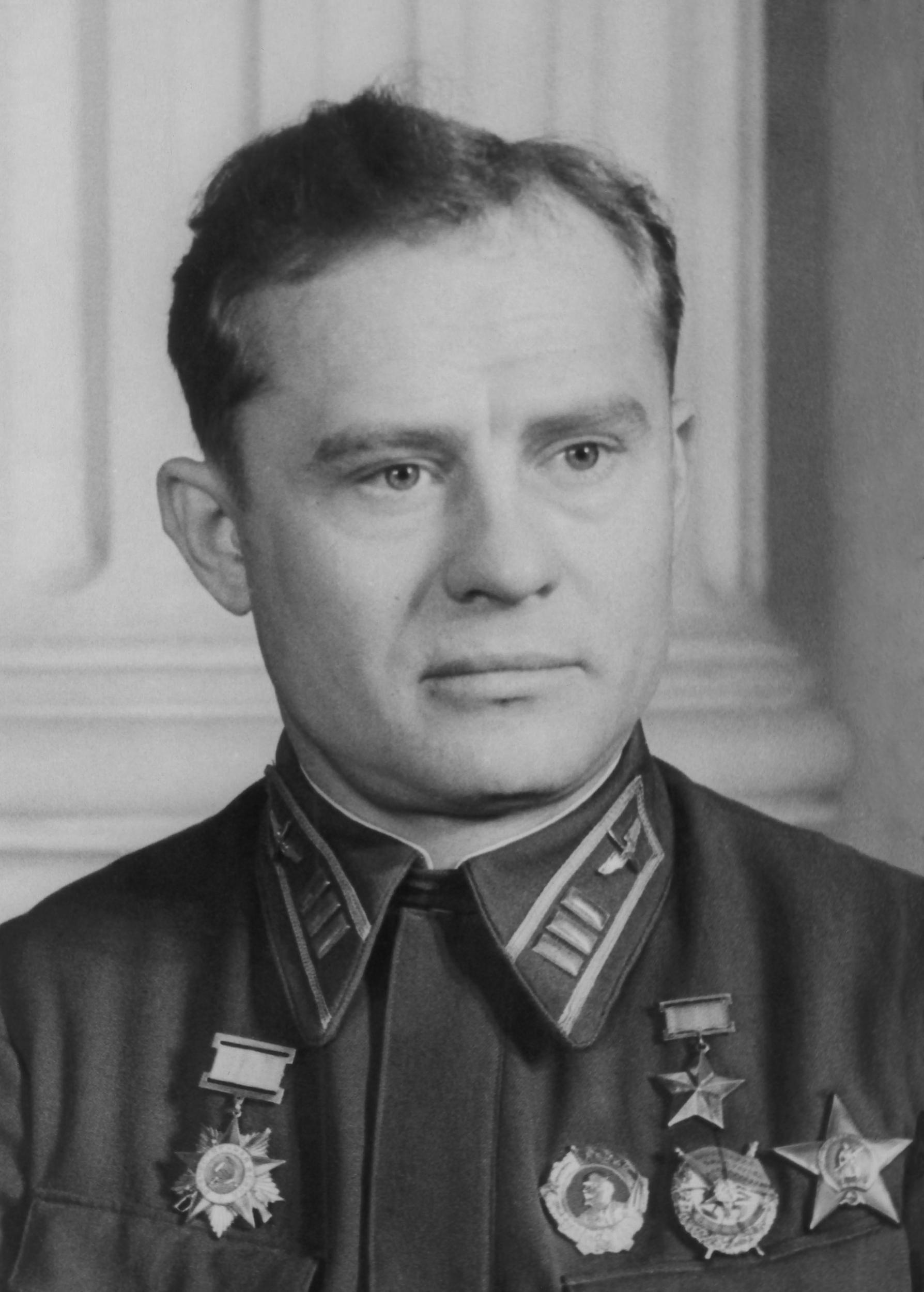 Герой Советского Союза Пусэп Эндель Карлович