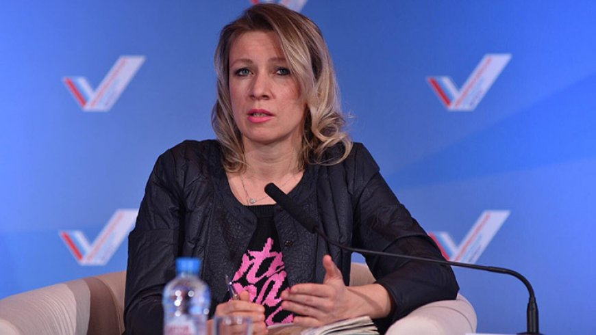 Захарова прокомментировала решение Казахстана «ликвидировать» русский язык с тенге
