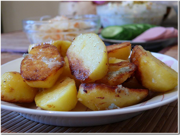 """Еще прабабушкин рецепт: картофель """"Поколение"""""""