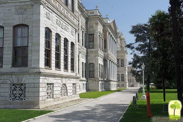 "Дворец турецского султана ""Долмабахче"" в Стамбуле, Турция - 12"