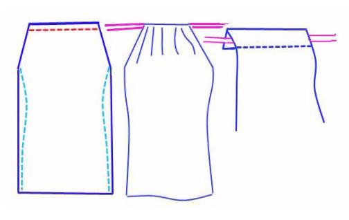Летние платья и сарафаны с простыми выкройками. 50 платьев — 50 выкроек!