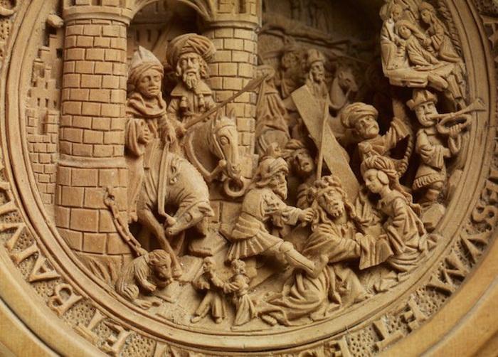 Резьба по дереву XVI века дерево, история, резьба