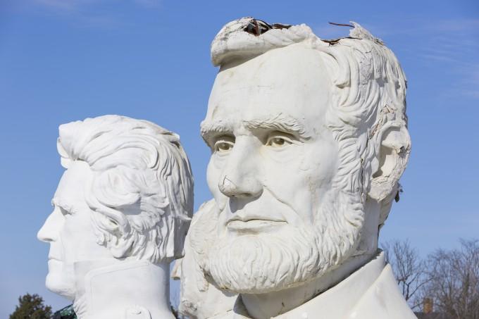 Заброшенные американские президенты