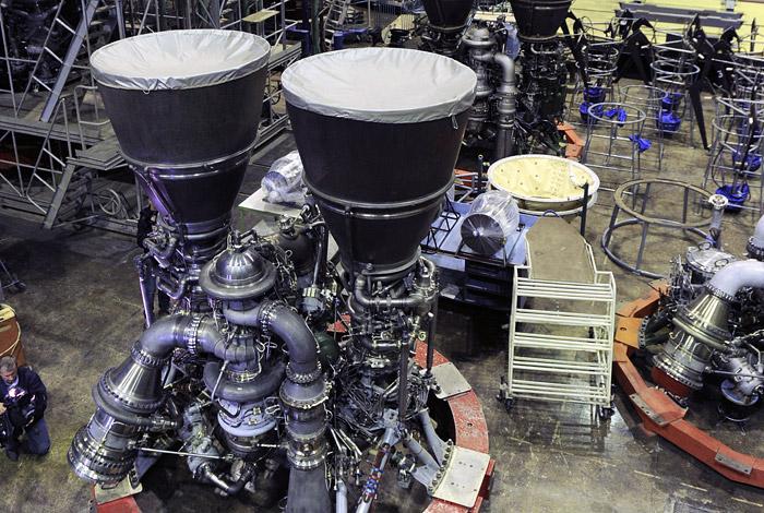 Украина предложила США производить ракетные двигатели, чтобы не закупать российские