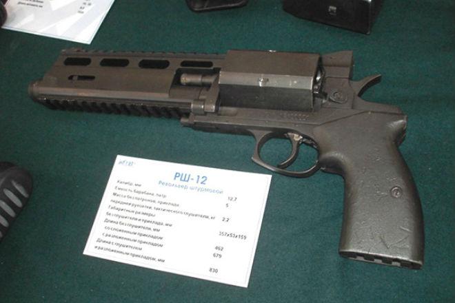 Лучшие револьверы мира