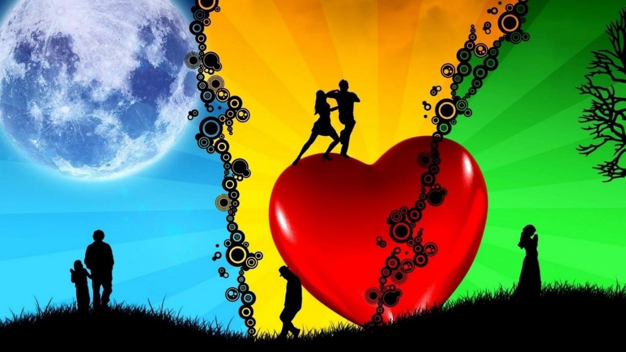 Разбиваем любовь на стадии