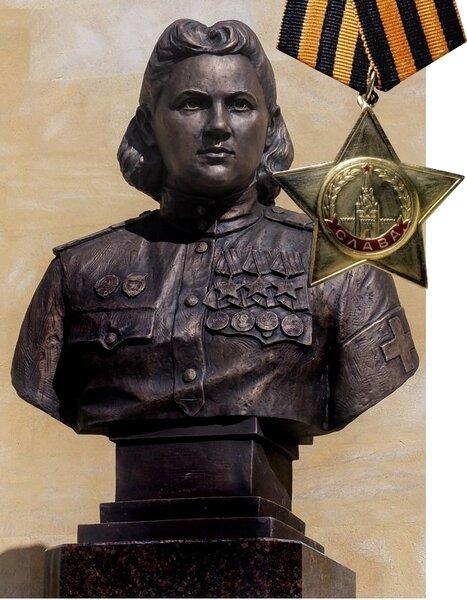 Матрёна Нечепорчукова: медаль За отвагу и три ордена Славы