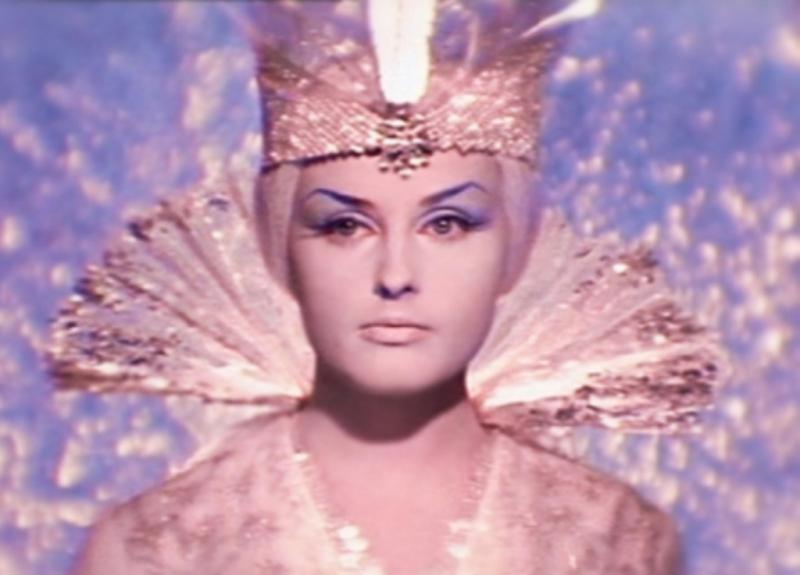 Снежная Королева советского  кино