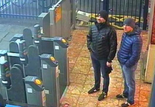 В Британии заявили о смерти Петрова и Боширова