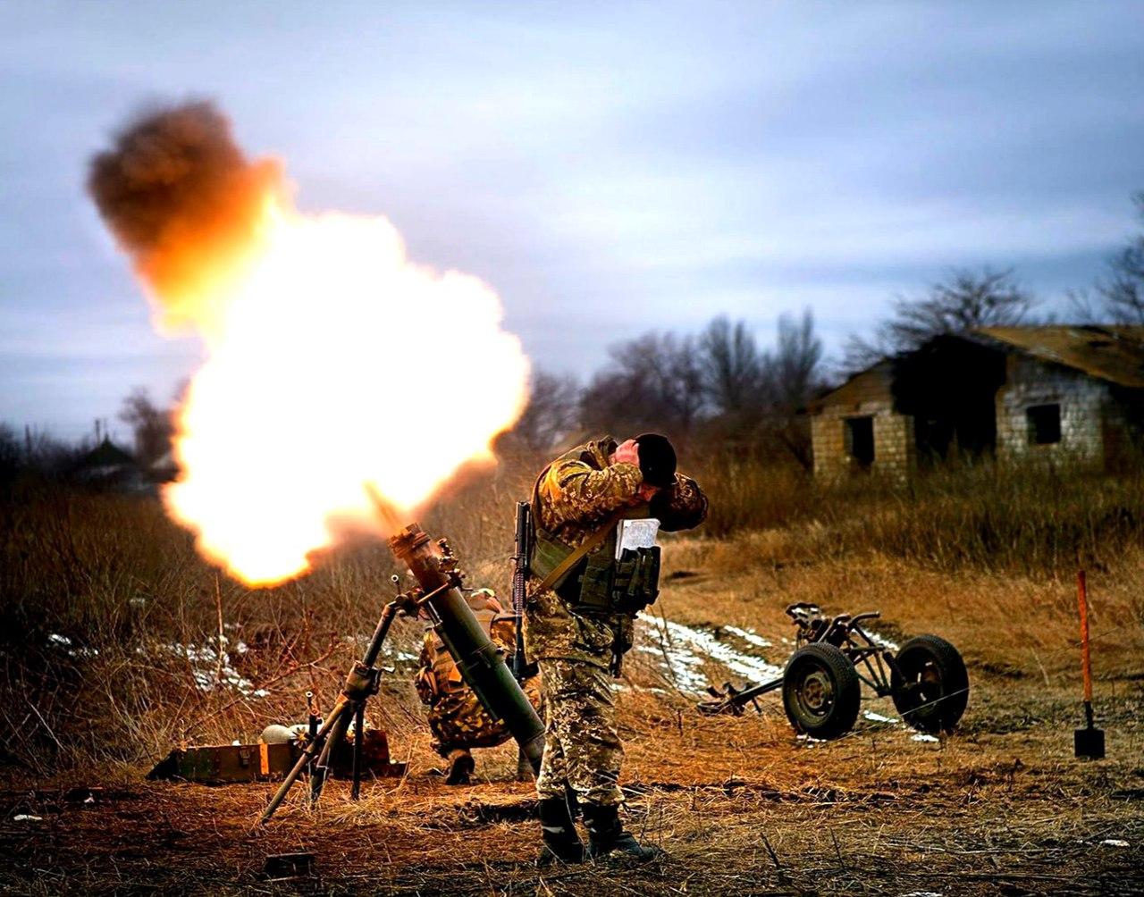 Очередное обострение на Донбассе: силы т.н. ССО проводят обстрелы ДНР