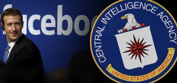 Facebook спалился: связи с ЦРУ больше невозможно скрыть