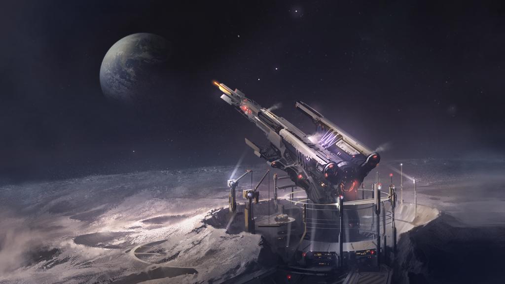 Вокруг Луны началась космическая война?