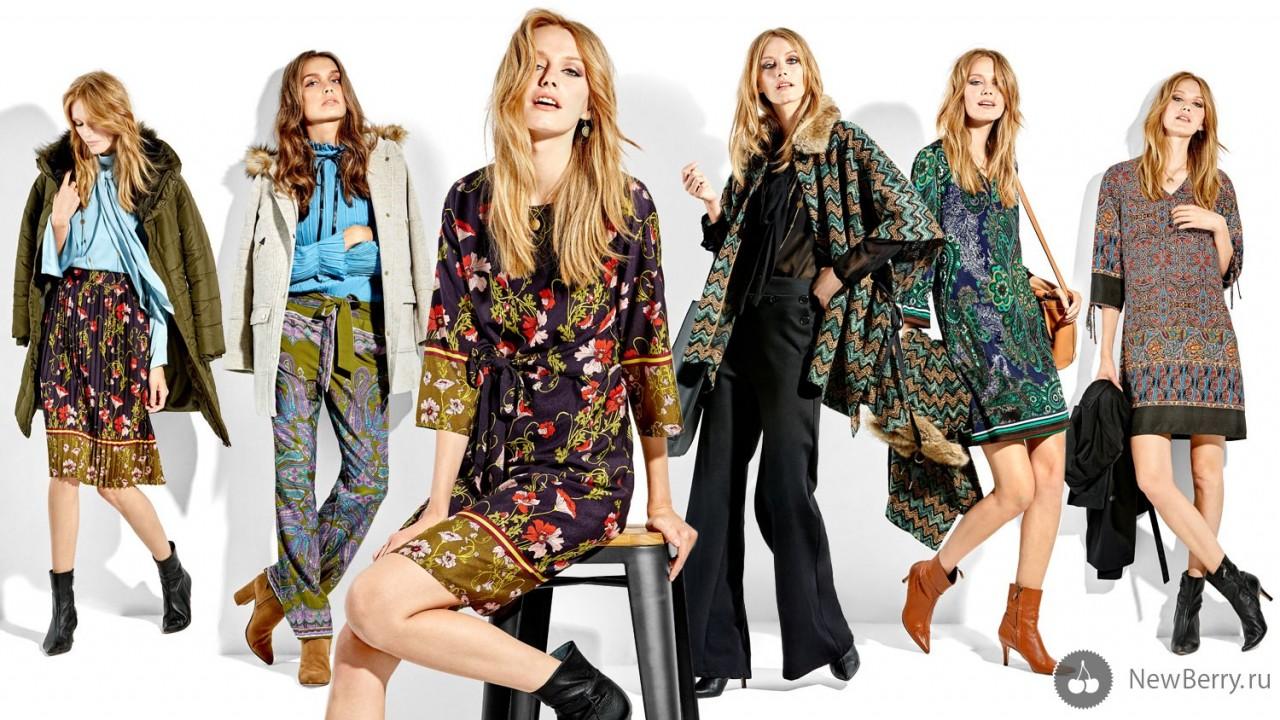 Модная Верхняя Женская Одежда Осень 2017