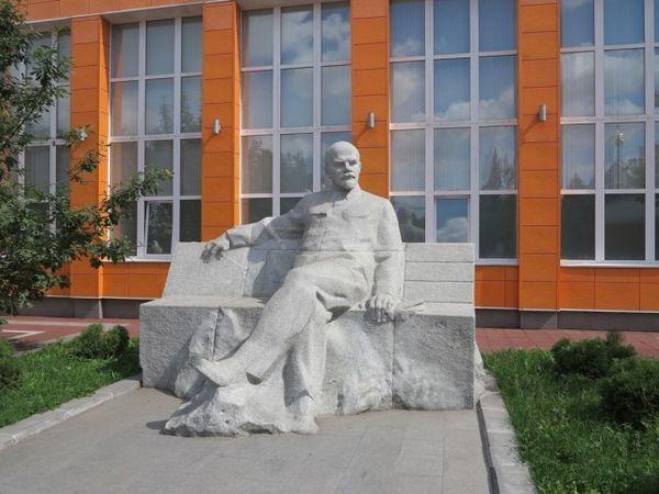 Кусочек СССР в Подмосковье