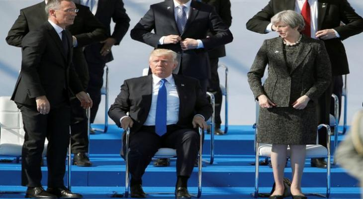 Der Spiegel: агрессивный Трамп делает НАТО слабее, но Альянс его переживёт