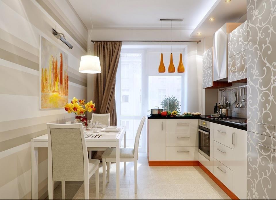 Топ-19 красивых идей оформления и дизайна кухни