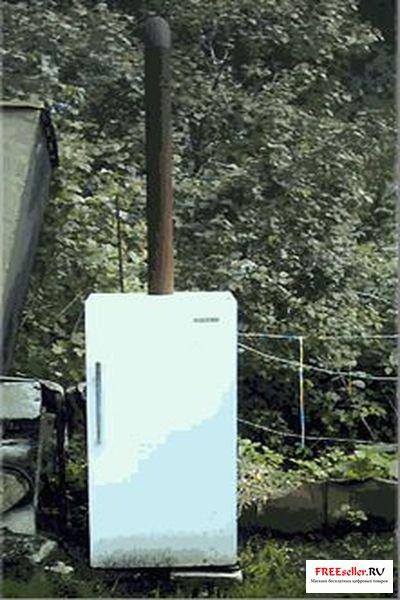Коптильня своими руками из старого холодильника
