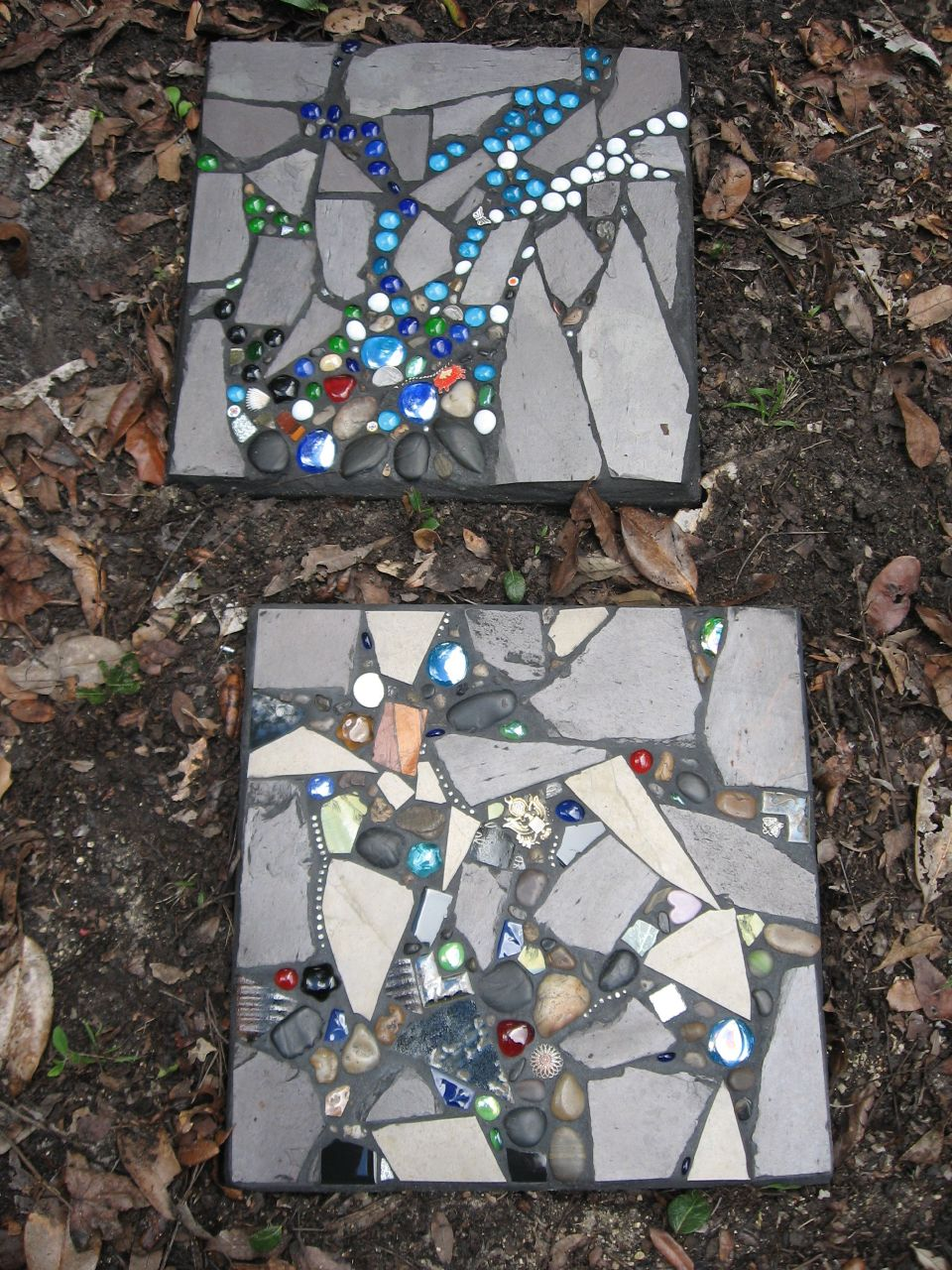 Мозаика своими руками видео фото